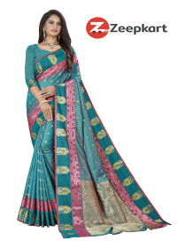 ZK Rama Soft Silk Saree