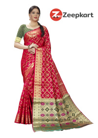ZK Rani Soft Silk Saree